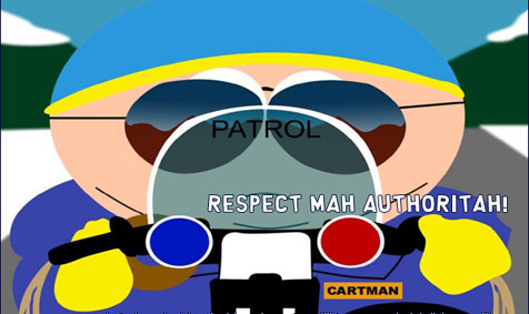 Officer Cartman