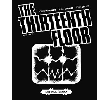 Thirteenth Floor cover