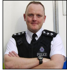 Chief Inspector Andy Bennett, King Of Blogs