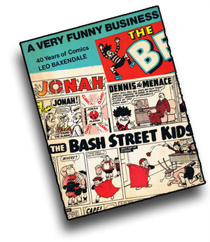 'A Very Funny Business' by Leo Baxendale
