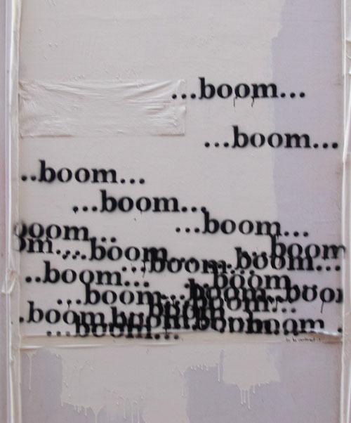Boom, Charles Street (13/9/07)