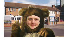 Chief Insp Andy Bennett - the cuddly copper