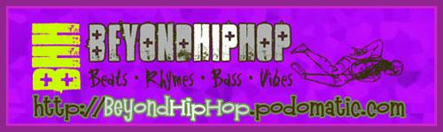 BeyondHipHop pod banner