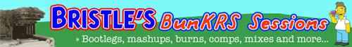 Bristle's BunKRS Sessions pod banner