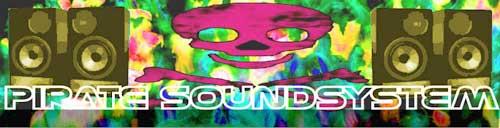 Pirate Soundsystem logo