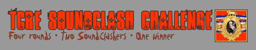 TCRE SoundClash Challenge pod banner