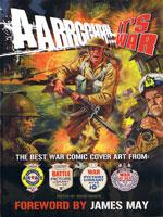 Aarrgghh!! It's War cover