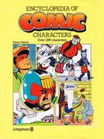 Encyclopedia Of Comic Characters cover