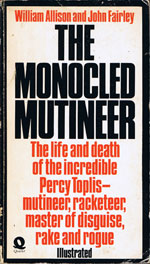 The Monocled Mutineer cover
