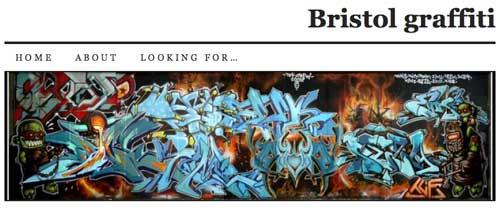 Bristol Graffiti header