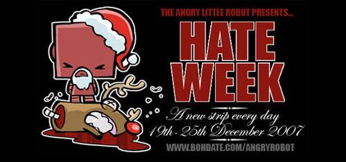 HateWeek banner