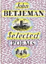 John Betjeman collected poetry