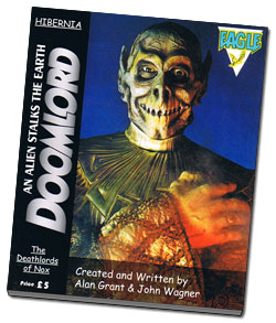 Cover of 'Doomlord' collection