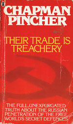 'Their Trade Was Treachery' by Chapman Pincher