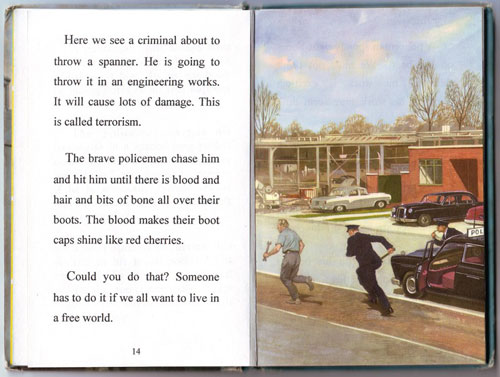 The Ladybird Book of Modern Policing