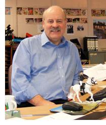comic editor extraordinaire