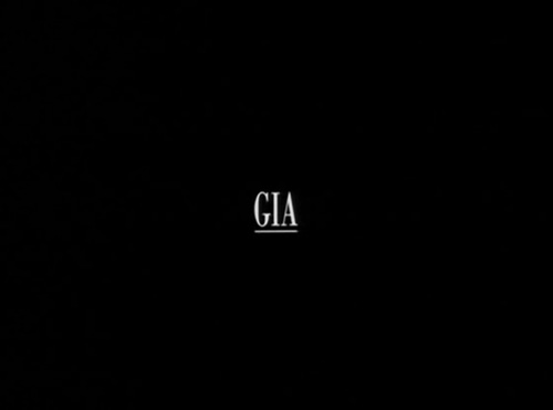 Gia title screen