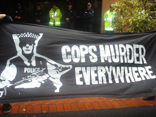"""COPS MURDER EVERYWHERE"""