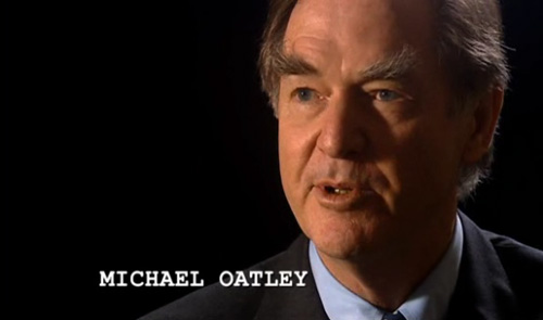 Michael Oatley (former MI6 officer)