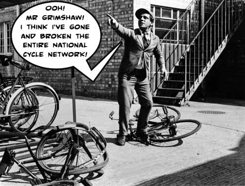 Ooh Mr Grimshaw!