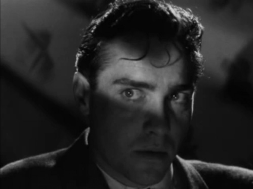 Richard Todd in 'Stage Fright'