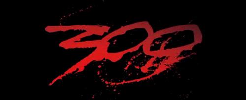 300 title screen