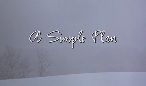A Simple Plan title screen