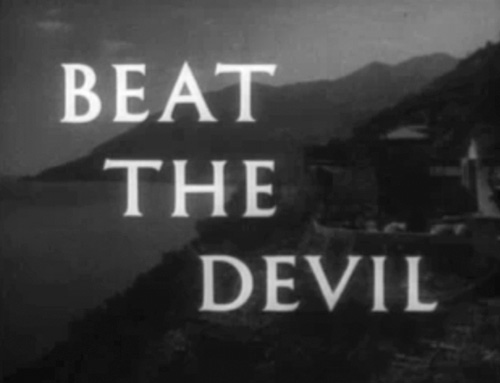 Beat The Devil title screen