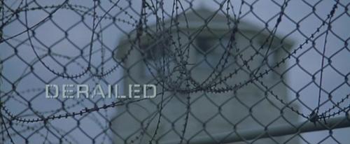 Derailed title screen