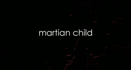 Martian Child title screen