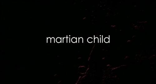 Martian Child title screen