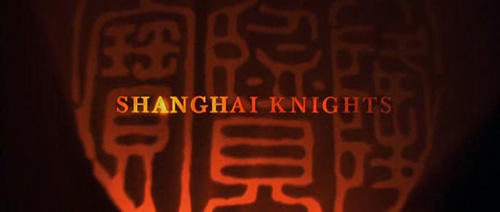 Shanghai Knights title screen