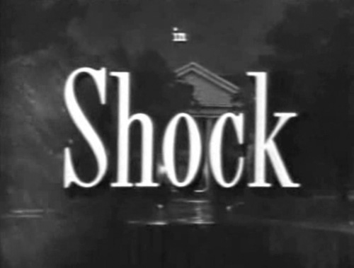 Shock title screen