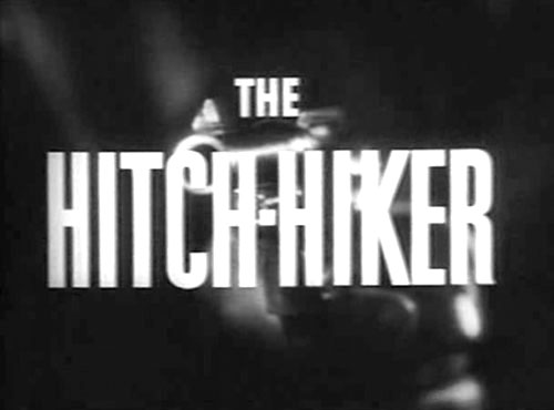 The Hitch-Hiker title screen