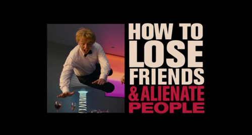 How To Lose Friends And Alienate People title screen