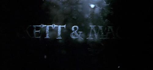 Plunkett & Macleane title screen
