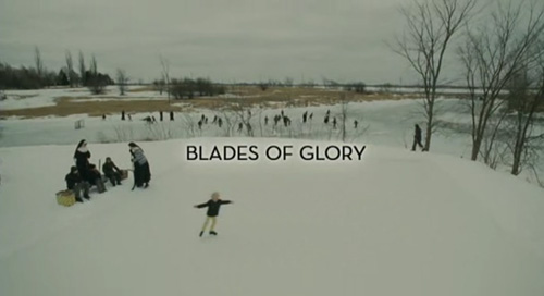 Blades Of Glory title screen