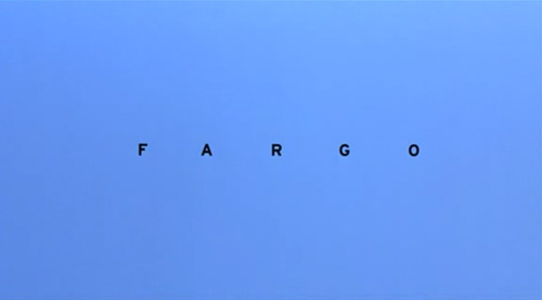 Fargo title screen
