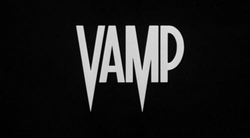 Vamp title scren