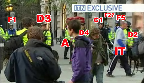 Witnesses to G20 Ian Tomlinson assault 1/4/9 (25)
