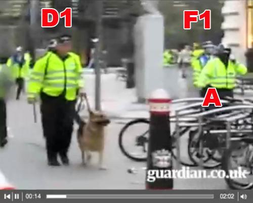Witnesses to G20 Ian Tomlinson assault 1/4/9 (1)