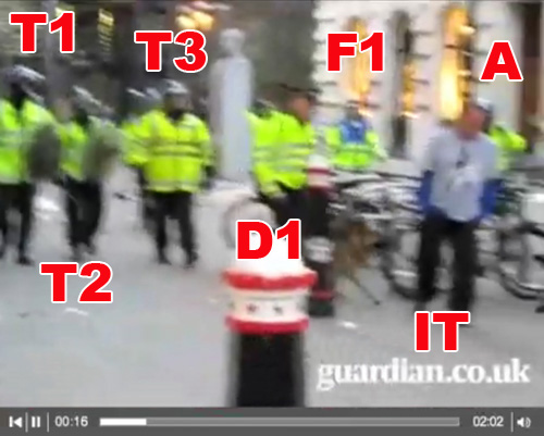 Witnesses to G20 Ian Tomlinson assault 1/4/9 (2)