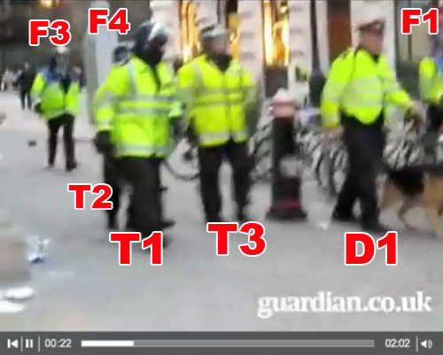 Witnesses to G20 Ian Tomlinson assault 1/4/9 (4)