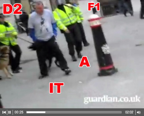 Witnesses to G20 Ian Tomlinson assault 1/4/9 (6)