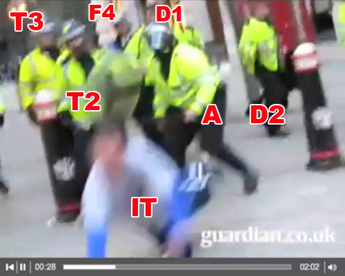 Witnesses to G20 Ian Tomlinson assault 1/4/9 (10)