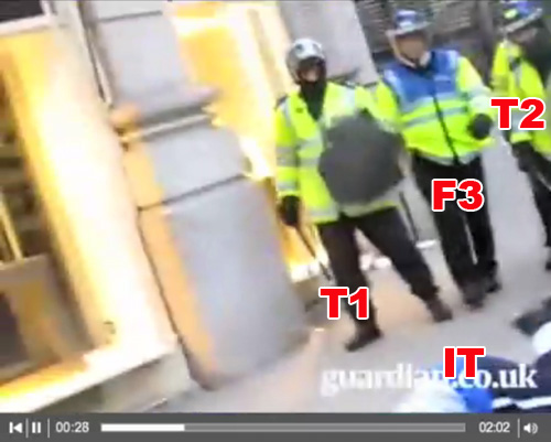 Witnesses to G20 Ian Tomlinson assault 1/4/9 (11)