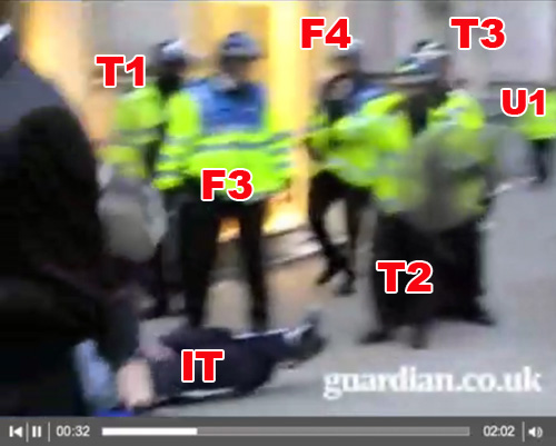 Witnesses to G20 Ian Tomlinson assault 1/4/9 (13)
