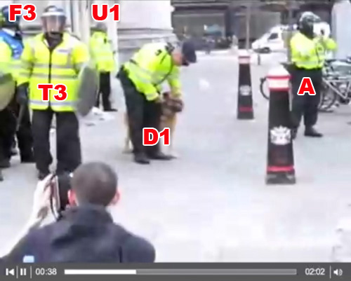 Witnesses to G20 Ian Tomlinson assault 1/4/9 (19)