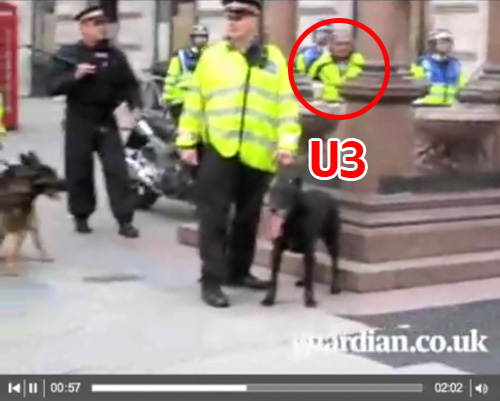G20 Police Witnesses IDed: 'U3'