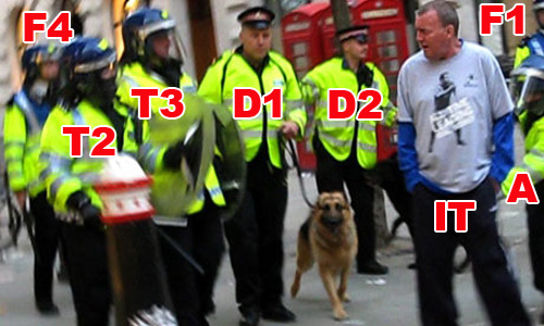 Witnesses to G20 Ian Tomlinson assault 1/4/9 (8)